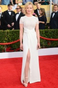 Gretchen Mol in J. Mendel and Manolo Blahnik