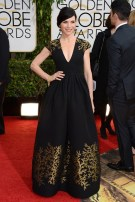 Julianna Margulies wore a dress by Andrew Gn