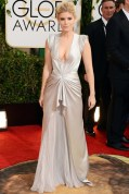 Kate Mara wore a gown by J. Mendel