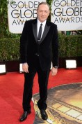 Kevin Spacey in a Burberry tuxedo
