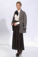 Laura Bailey in Chanel