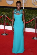 Lupita Nyong'o wore a Gucci gown
