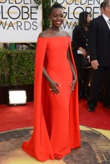 Lupita Nyong´o in Ralph Lauren and Fred Leighton