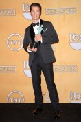 Matthew McConaughey wore a Dolce & Gabbana suit