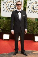 Michael Fassbender in a Tom Ford tuxedo