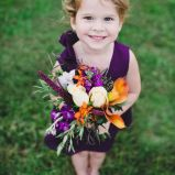 Purple and orange 7