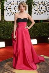 Taylor Swift in Carolina Herrera