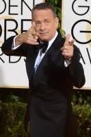 Tom Hanks wearing Tom Ford