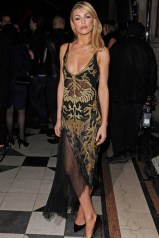 Abbey Clancy at Julien MacDonald