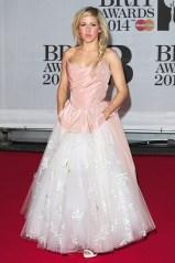 Ellie Goulding in Vivienne Westwood