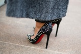 in Louboutins