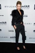 Jessica Hart in Louis Vuitton