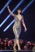Katy Perry in Julien Macdonald