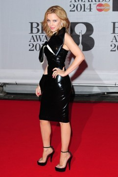 Kylie Minogue in William Wilde