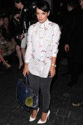 Lily Allen at House of Holland