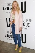 Mary Charteris at Topshop Unique