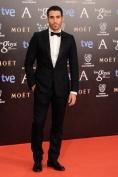 Miguel Ángel Silvestre en Christian Dior