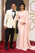 Camila Alves in Gabriela Cadena with Matthew