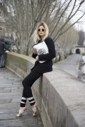 Camille Charriere in Filippa K