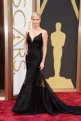 Charlize Theron in Dior and Harry Winston