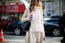 Chiara Ferragni in Chanel