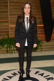 Ellen Page in Saint Laurent