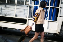 Eva Chen in Kenzo