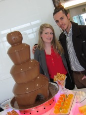 Con Franciso de ChocoFruit