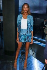 Jourdan Dunn at H&M