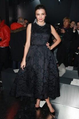 Miranda Kerr at H&M