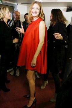 Natalia Vodianova at Etam