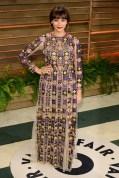 Rashida Jones in Valentino