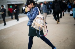 Susie Bubble in Chanel