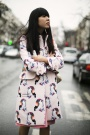 Susie Bubble in Miu Miu
